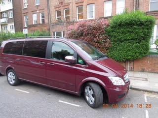 Mercedes Tour Minibus