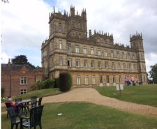 Highclere Clastle (Downton Abbey)