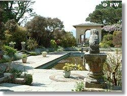 Ireland - Formal garden