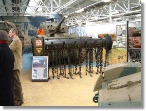 Minesweeper Tank